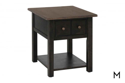 Crossnore End Table