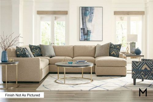 M Collection 4 Piece Sectional