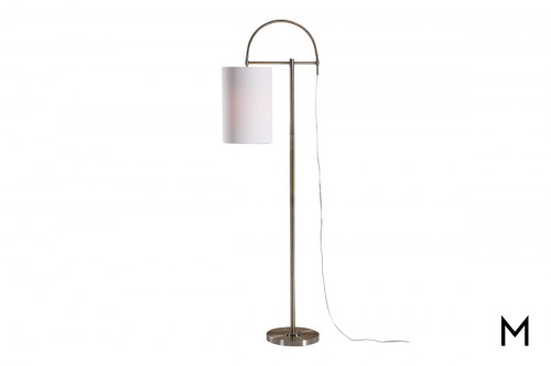 Arched Cantilever Floor Lamp