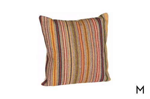 "Striped Accent Pillow 20""x20"""