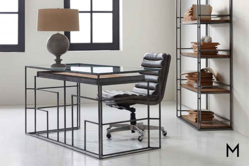 Wyatt Office Chair - Short