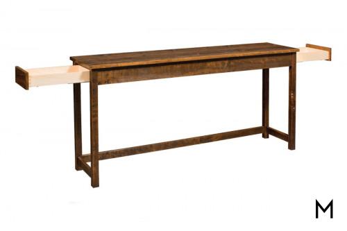 Sheffield Console Bar Table