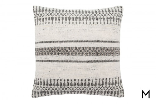 Peykan Gardenia 20x20 Accent Pillow