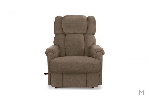 Pinnacle Wall Recliner in Brown