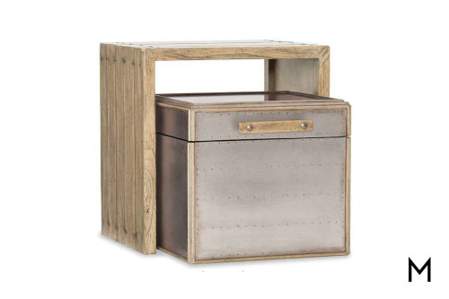 Urban Elevation Nesting Storage Table