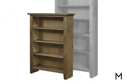 """Alder 48"""" Tall Bookcase"""