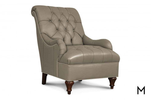 Brenton Accent Chair in Groundworx Taupe