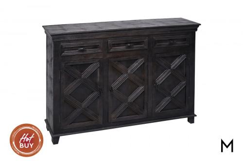 M Collection Alder 3-Drawer Cabinet