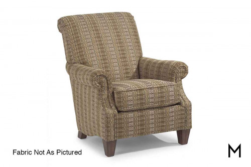 Stafford Accent Chair in Sunkissed