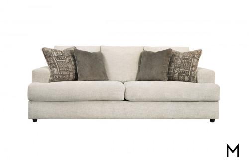 Soletren Sofa in Stone