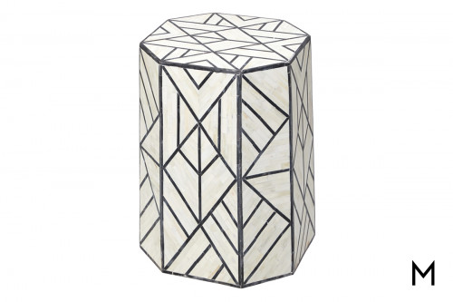 M Collection Atiyah Lamp Table