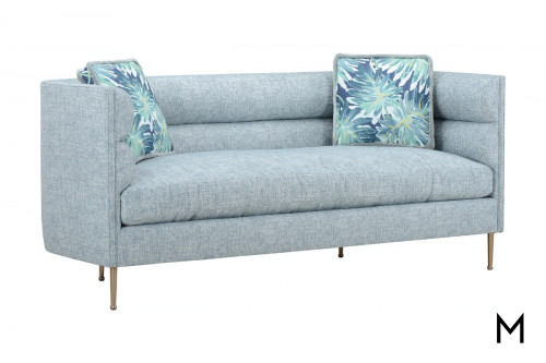 Maya DeCarlo 2-Piece Living Room Set