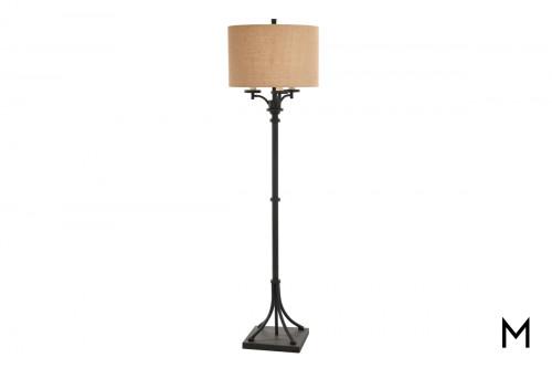Candlestick Floor Lamp