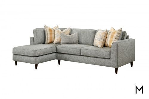 Chaise 2-Piece Sectional