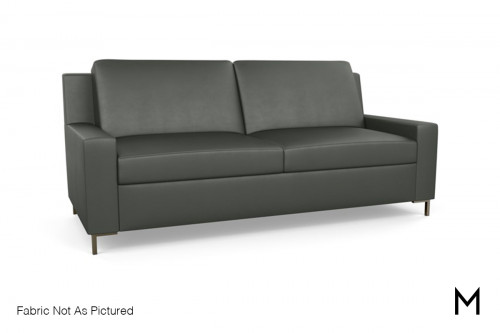 Bryson Queen Sleeper Sofa in Clover Charcoal