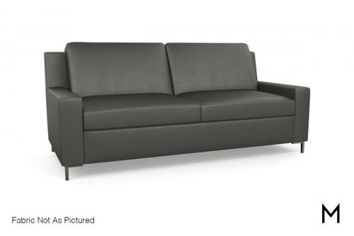 Bryson Queen Sleeper Sofa in Clover Charcoal