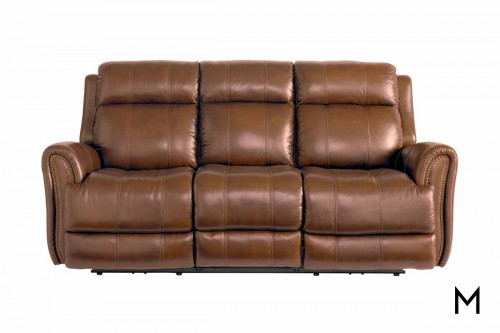 Marquee Reclining Sofa with Power