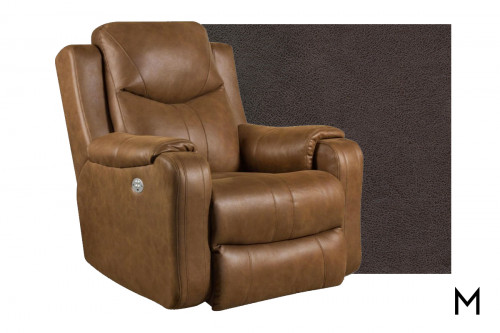 M Collection Marvel Power Recliner Rocker