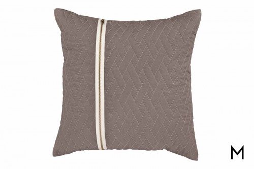 "Silent Mist Zip Pillow 20""x20"""