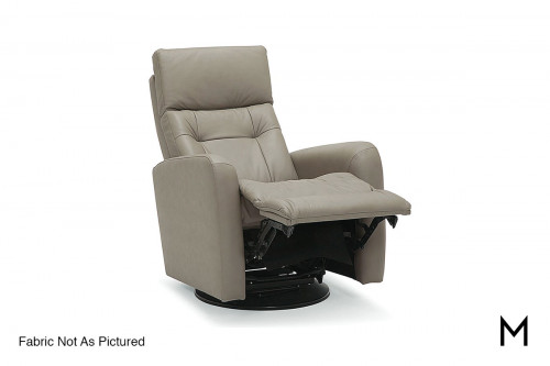 Sorento 2 Power Swivel Recliner with Power Headrest