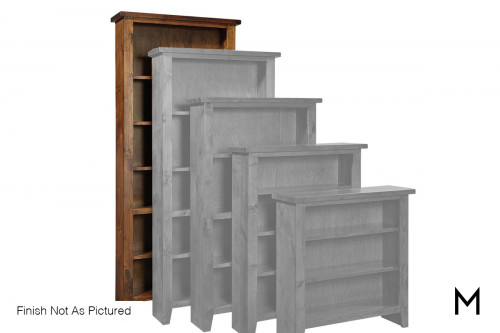 """Alder 84"""" Tall Bookcase"""