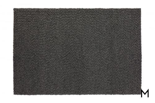 Chunky Wool Area Rug 5'x7'