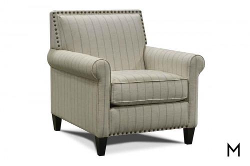 Jessi Accent Chair in Colantino Spa