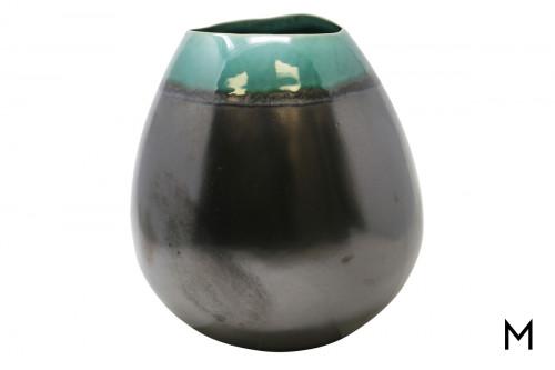 Bulb Shaped Vase