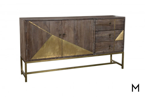 Lenny Sideboard with Doors & Drawers