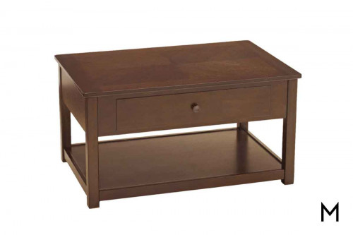Marion Lift Top Coffee Table with Storage