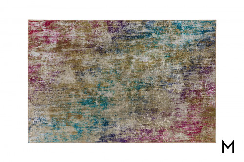 Nebula Celebration Area Rug 3'x5'