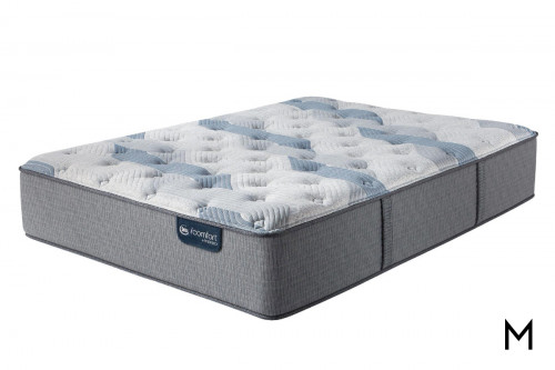 Serta iComfort Hybrid Blue Fusion 200 Plush Fusion Twin Mattress