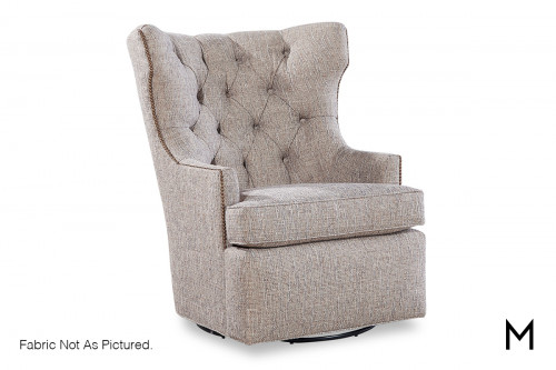 Foothills Swivel Chair