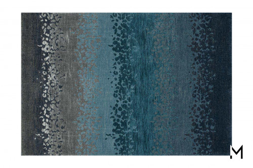 Textured Ombre Area Rug 8'x11'