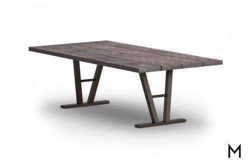 Rectangular Timber Dining Table