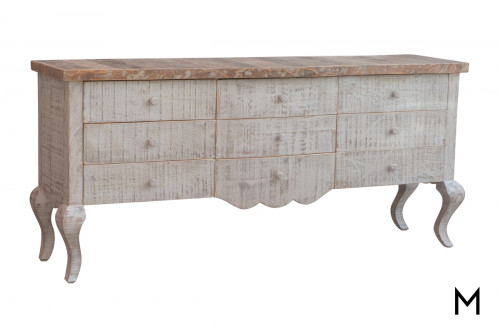 M Collection Evangeline Console