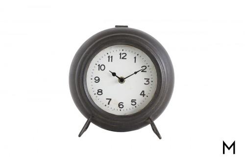 Tri-Leg Mantel Clock