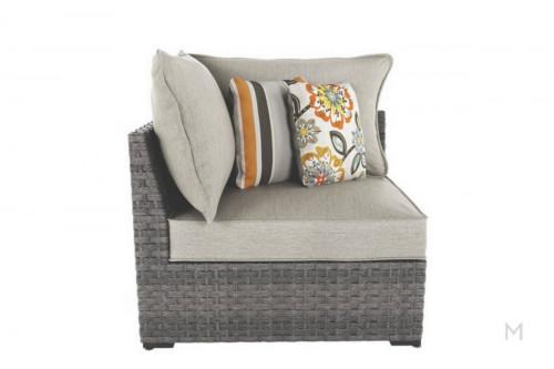 Basket Corner Lounge Chair Basket Collection