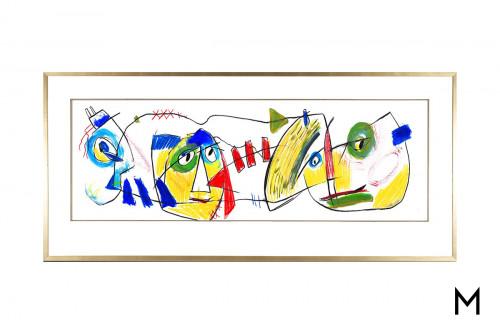 Les Tetes D'Affiche Art