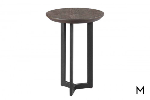 Graystone Chairside Table