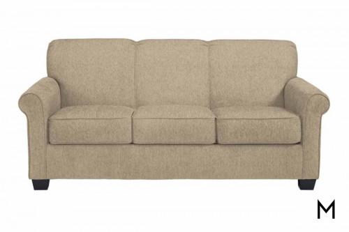 Cansler Grain Full Sofa Sleeper