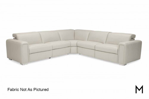 Titan Power Sectional