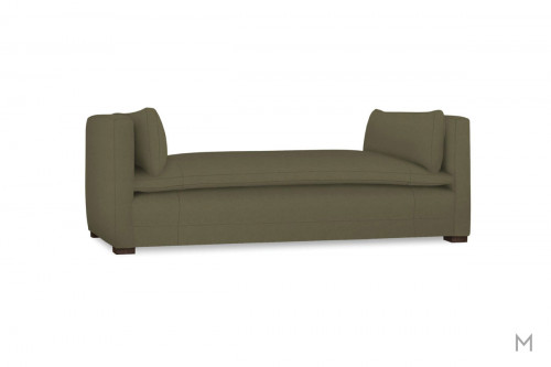 Ellice Lounger in Olive