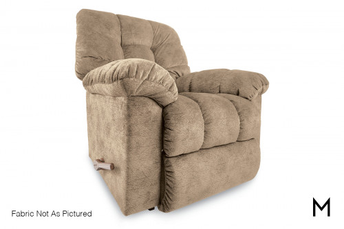 Gibbson Rocking Recliner in Performance Marble