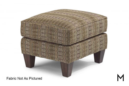 Stafford Accent Ottoman in Sunkissed