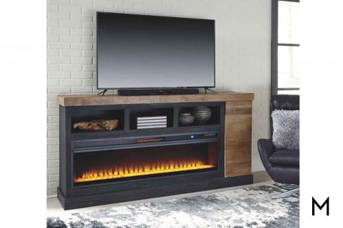 Tonnari Fireplace Console