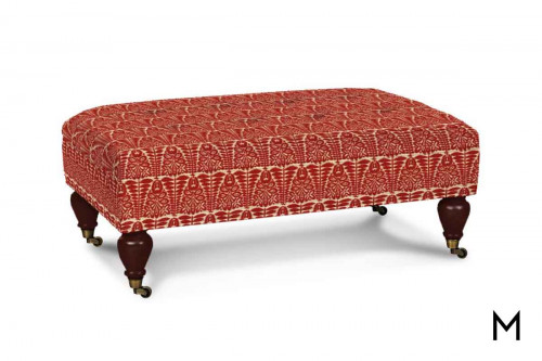 M Collection Wonderwall Cocktail Ottoman