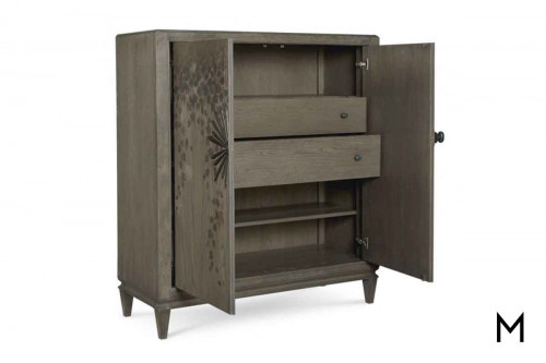 Foundry Bar Cabinet