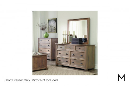 Kingsport 7-Drawer Dresser