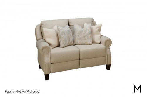 M Collection Key Largo Power Reclining Loveseat
